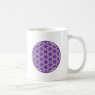 Mug Fleur de pourpre de la vie