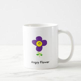 Mug Fleur fâchée, fleur fâchée