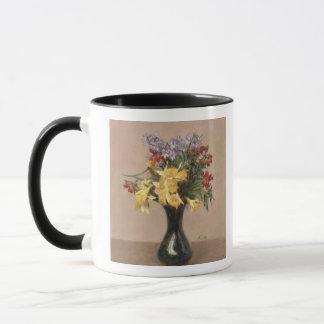 Mug Fleurs de ressort, 1869 (huile sur la toile)