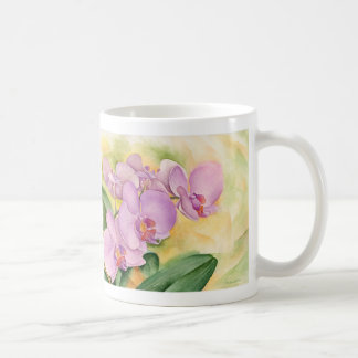 Mug Fleurs d'orchidée de Phalaenopsis - multi