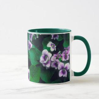 Mug Fleurs sauvages dans la forêt