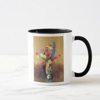 Mug Fleurs sauvages dans un vase Long-étranglé, c.1912