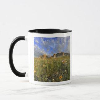 Mug Fleurs sauvages de prairie à la crique venteuse