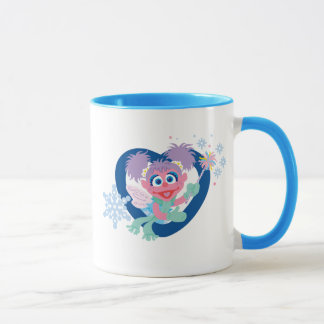 Mug Flocon de neige d'Abby Cadabby