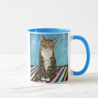 Mug Flora le chat