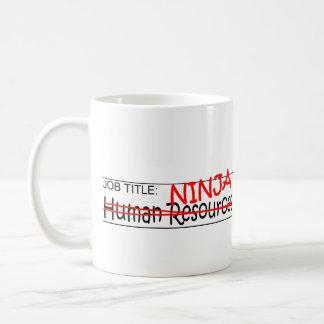 Mug Fonction Ninja - heure