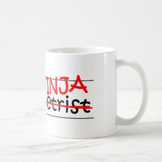 Mug Fonction Ninja - optométriste