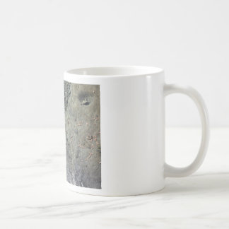 Mug Fond de la mer rocheux par l'eau de mer