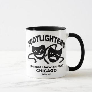 Mug Footlighters de l'adolescence, Bernard Horwich