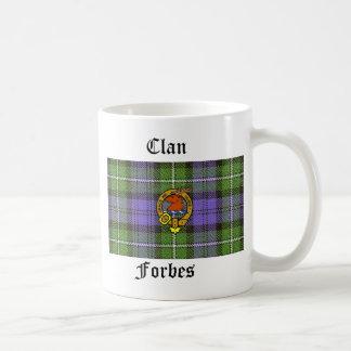 Mug Forbes-Clan-crête, Forbes-Clan-crête