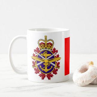 Mug Forces armées de Canadien