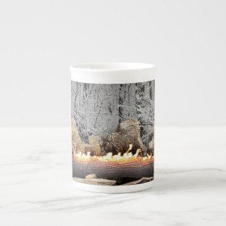 Mug Forêt brûlante tranquille de Milou d'ouverture de