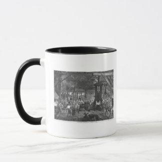 Mug Forge de Derosne et Cail Company,
