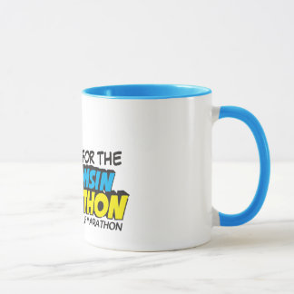 Mug Formation de marathon du Wisconsin