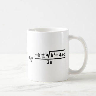 Mug formule quadratique