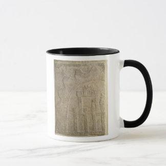 Mug Forteresse sous le siège, de Nimrud, l'Irak