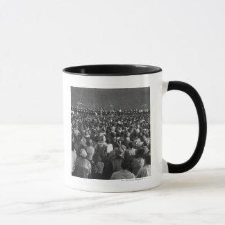 Mug Foule dans le stade