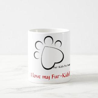 Mug Fourrure-Enfants