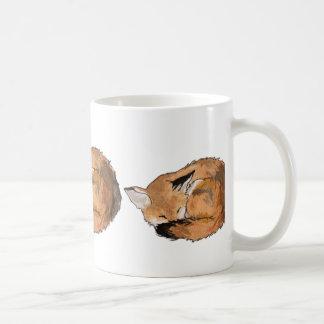 Mug Fox de sommeil