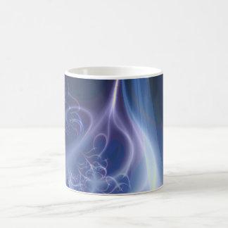 Mug Fractale éternelle de flamme