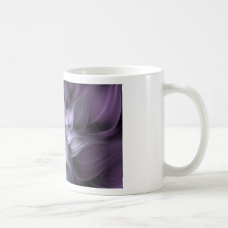 Mug Fractale pourpre
