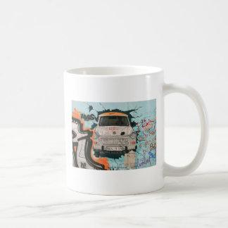 Mug Fragment de mur de Berlin
