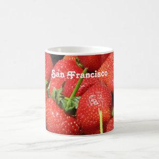 Mug Fraises de San Francisco