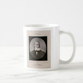 Mug François-Vincent Raspail L.L.D., M.D. Portrait