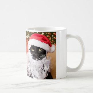 Mug Franny Claus Père Noël triste Kitty