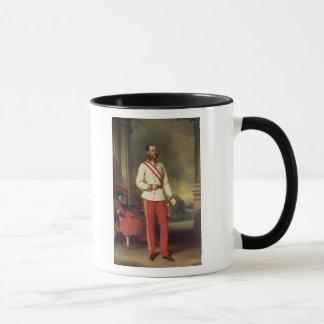 Mug Franz Joseph I, empereur de l'Autriche