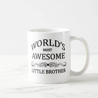 Mug Frère le plus impressionnant du monde le petit