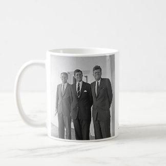Mug Frères de Kennedy, John, Ted, Robert