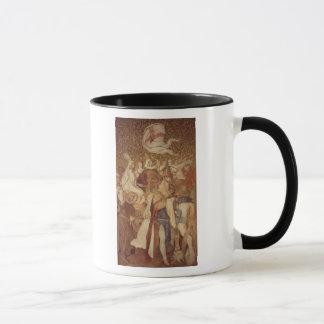 Mug Fresque, Elisabeth-Galerie, château de Wartburg