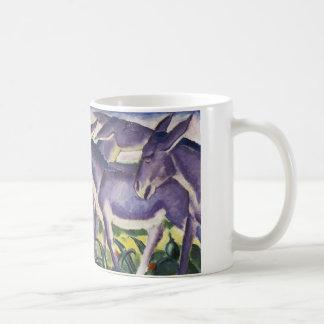 Mug Frise d'âne par Franz Marc