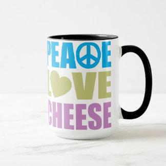 Mug Fromage d'amour de paix