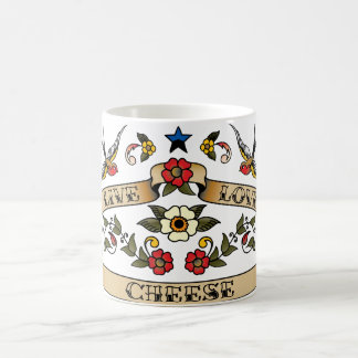 Mug Fromage vivant d'amour