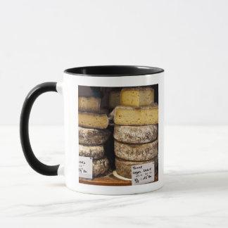 Mug fromages français régionaux d'artisan