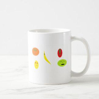 Mug Fruit avec visage