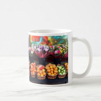 Mug Fruits et fleurs