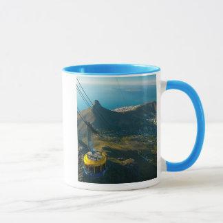 Mug Funiculaire de montagne de Tableau, Cape Town