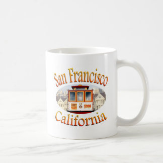 Mug Funiculaire de San Francisco