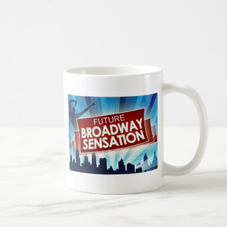 Mug Future sensation de Broadway