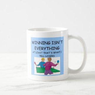 Mug Gagnant de PING-PONG