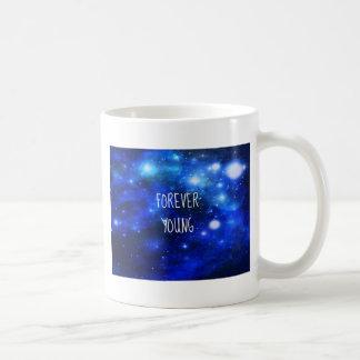 Mug Galaxie pour toujours jeune de l'espace