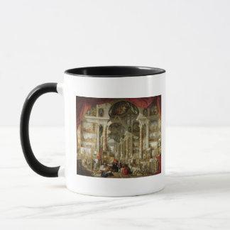Mug Galerie avec des vues de Rome moderne, 1759