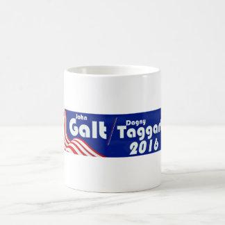 Mug Galt/Taggert - L'atlas gesticule