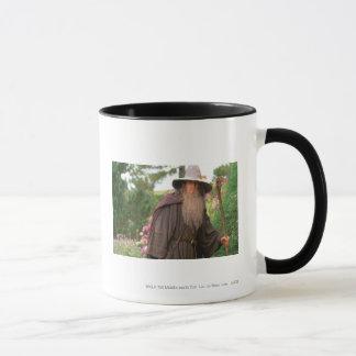 Mug Gandalf avec le casquette