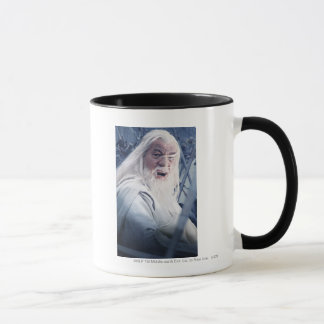 Mug Gandalf dans la bataille