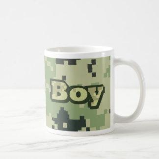 Mug Garçon d'armée