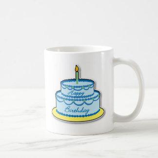 Mug Garçon de gâteau d'anniversaire